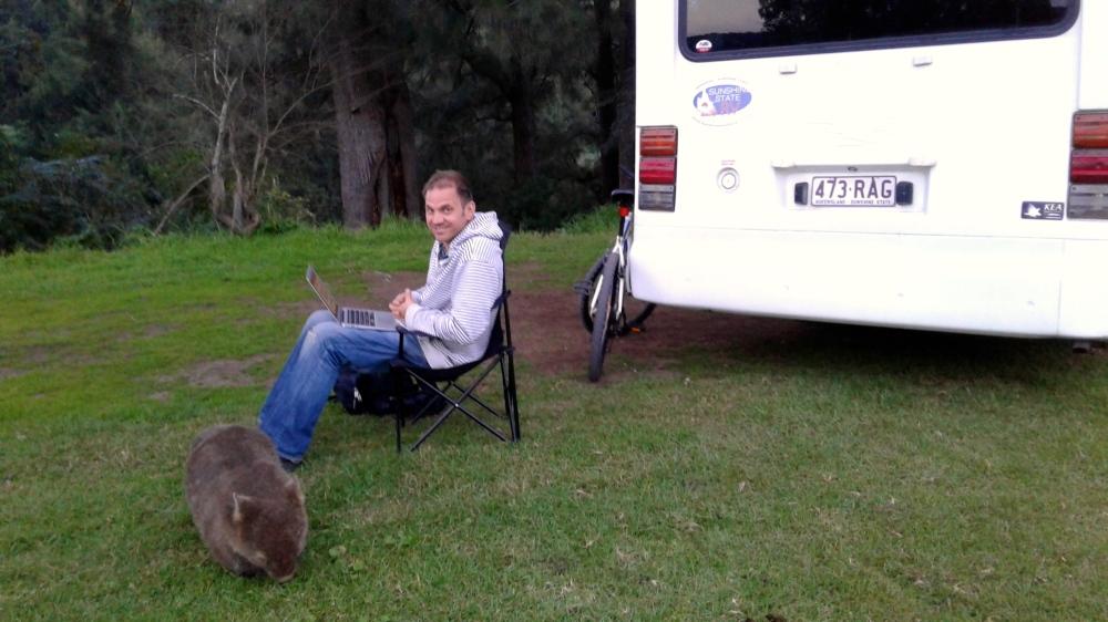 wombat 8